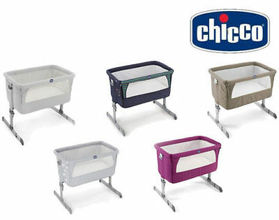 Original Brand New Chicco Next 2 Me Bedside Co-Sleep Sleeping Baby Crib