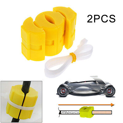 2pcs Magnetic Fuel Saver for Vehicle Gas Universal Reduce Emission