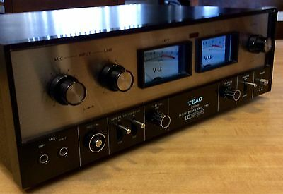Vintage TEAC AN-180 Noise Reduction Unit Dolby System