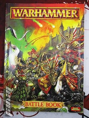 5th Edition Battle Book [Softcover] [x1] Books [Warhammer] Good