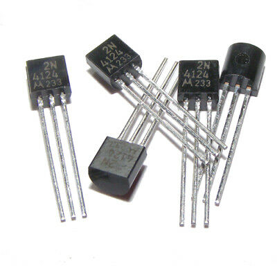 BC172C TRANSISTOR TO-92 LOT OF 10