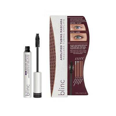 Blinc Mascara Amplified - Dark Brown - 7.5ml Volume & Length - Approved Stockist
