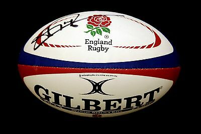 Jonny Wilkinson Hand Signed England Rugby Ball