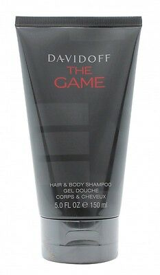 Davidoff The Game Hair & Body Wash - Men's For Him. New. Free Shipping