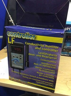 Aqua Medic Conductivity Lf Controller For Marine Or Tropical Fish Tank