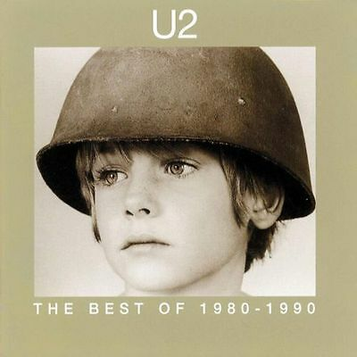 U2 The Best Of 1980-1990 Brand New Sealed Cd Greatest Hits