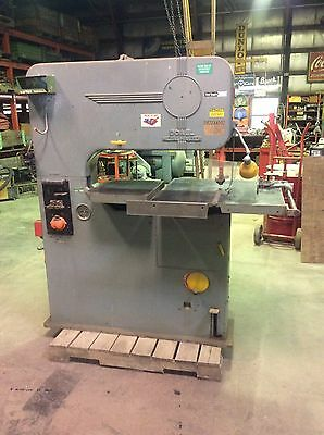 """Doall Vertical Band Saw V-36"""" Will Ship"""