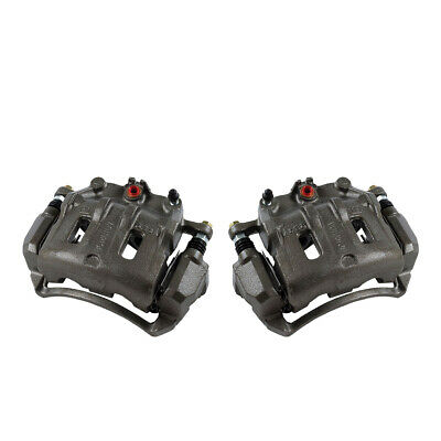 Front OE Brake Calipers For 2007 2008 2009 Chevy Equinox Pontiac Torrent XL-7