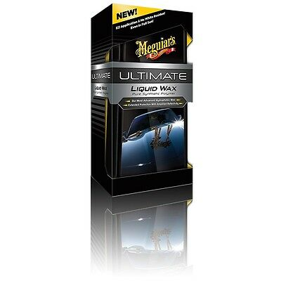 Meguiar's Cire Ultimate Liquid Wax - 473 ml - G18216