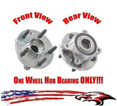 New ONE Front Wheel Hub Bearing for Ford Flex 09-16 Lincoln MKS 09-16 MKT 10-16