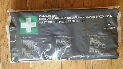 Vintage Classic Collectable Mercedes W140 W124 S500 First Aid Kit 13164