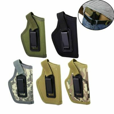 Concealed Belt Pistol Holster IWB Holster for All Compact Right Hand Gun Hot