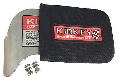 Kirkey 00100 R/H Headrest with Black Tweed Cover #1887