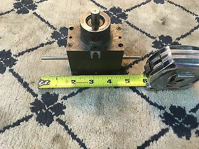 Gearbox Miniature 90 Degree Reversible Direction