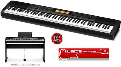 Casio CDP220 88 Key Electric Piano $599 +Postage ($10 for Greater Sydney)