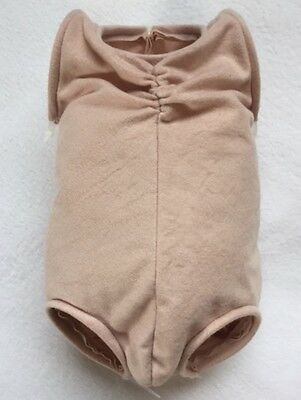 Doe Suede Body For Reborn Kits 21 inch Full Arms Full Legs
