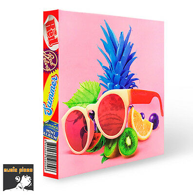 Red Velvet Summer Mini Album [ The Red Summer ] Booklet+Photo Card