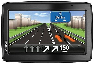 TomTom Via 120 Europe Traffic Navigationssystem  Touchscreen Bluetooth