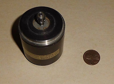 Vintage Transicoil Avionics 115V/400 Hz 5500RPM Motor Type 4700 - Made in U.S.A.