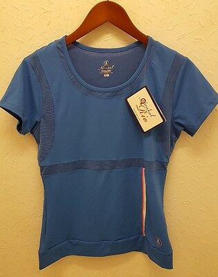 Karakal Womens Rio Tee Blue Sizes XS-XL