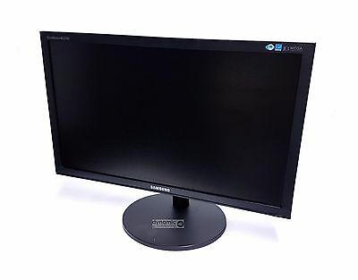 "Samsung SyncMaster BX2340 23"" inch LED Widescreen Monitor Display Screen +Cables"