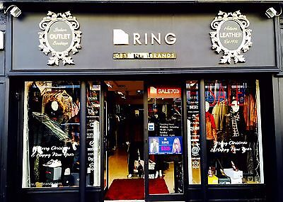 clothing store Lease with stock for sale