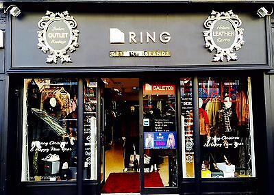 an Amazing fashion store for sale in the best location in London