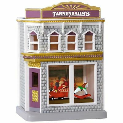 Hallmark 2017 Tannenbaum's Department Store Nostalgic House Ornament