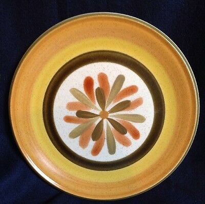 "Set Of 2 Premiere Dura Stone Touche 10 1/2"" Dinner Plate P9202 Made In Japan"