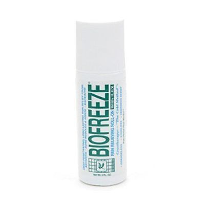 Biofreeze  Pain Relieving Roll on 89ml - Multiple Packs