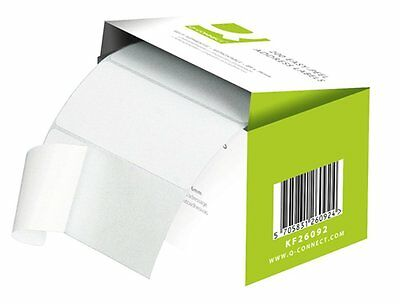 Q-Connect Self Adhesive Address Labels - Roll of 200