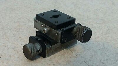 Edmunds Industrial Optics X-Y Axis Leadscrew Drive Stage