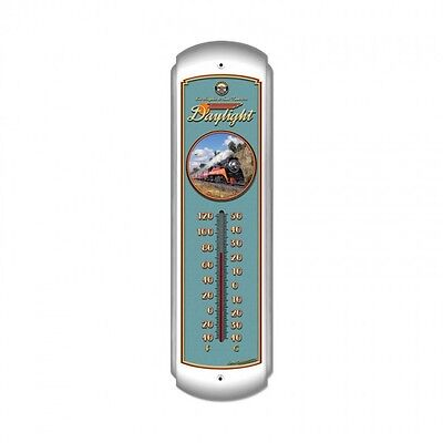 Daylight Train Thermometer - Hand Made in the USA with American Steel