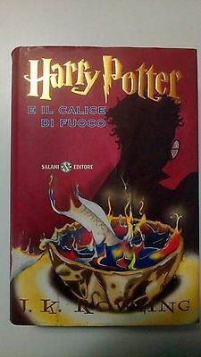 Harry Potter e il calice di fuoco LIBRO 2001