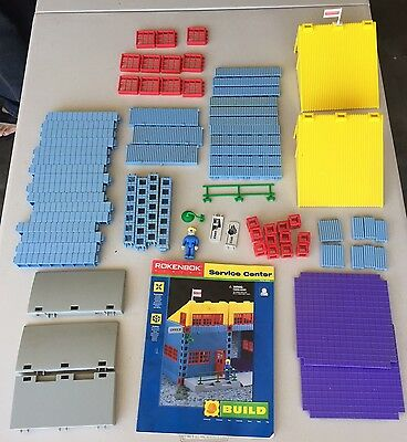 Rokenbok System Service Center Set 44313 Almost Complete with Instructions