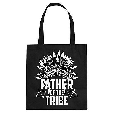 Tote Father of the Tribe Cotton Canvas Tote Bag #3274