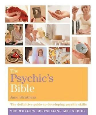 NEW The Psychic's Bible By Jane Struthers Paperback Free Shipping