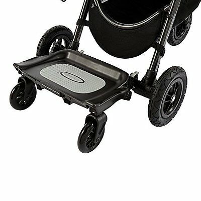 Baby Jogger Glider Board, Outdoor Stroller Compact Adjustable Jogging Attachment