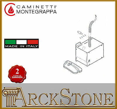 Arckstone Fireplaces Montegrappa Engine Catch for Fireplace Wood Light 01