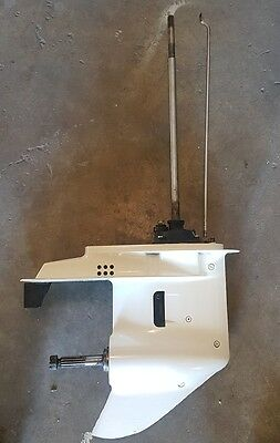 40hp 50hp Evinrude johnson outboard gearbox warranty