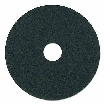 "New Boardwalk 4020BLA Standard Floor Pads, 20"" Diameter, Black, (Case of 5)"