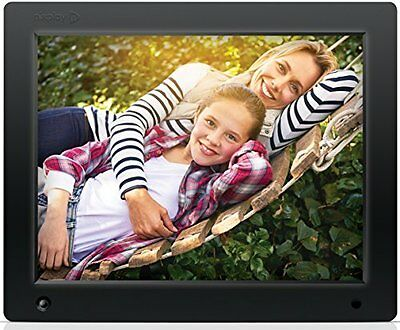 Nixplay Original 12 Inch WiFi Cloud Digital Photo Frame. iPhone & Android Ap