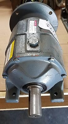 New Boston Gear Double Reduction In Line Gear Reducer   F622A-16-B5  16:1 Ratio