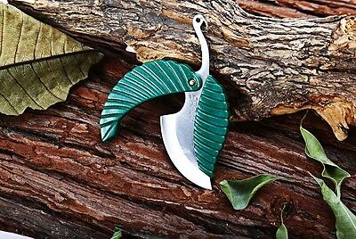 Mini Leaf Shape Knife Mini Coltello foglio a forma di coltello