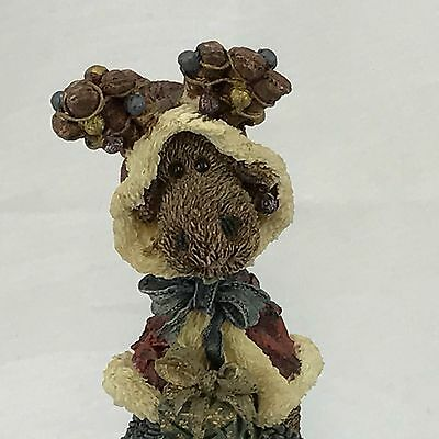 Boyd's Bears Figurine Beatrice...the Giftgiver Folkstone Style 2836 Moose