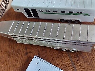 Two New Play Toy Stock Trailers Missing Doors