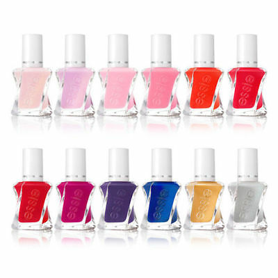 Essie Gel Couture Nail Polish New Gala 2017 Collection - Choose Any One!