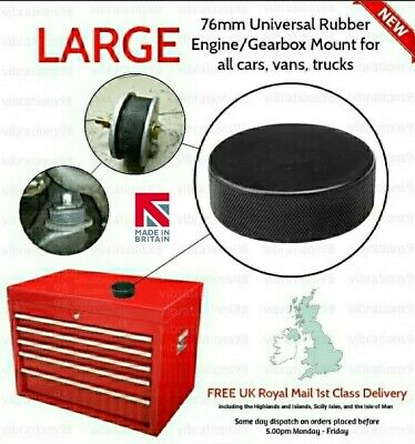 Rubber Engine Mount for all Vehicles + FREE FAST 1st Class Delivery