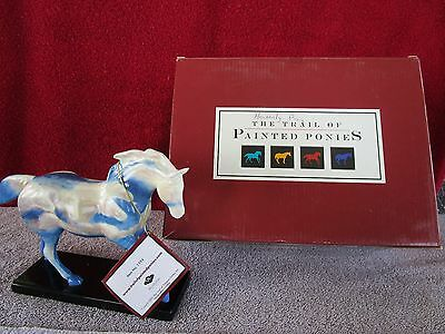 """Trail of Painted Ponies """"Heavenly Pony"""" 1/E Retired #1594 w/Free Shipping"""