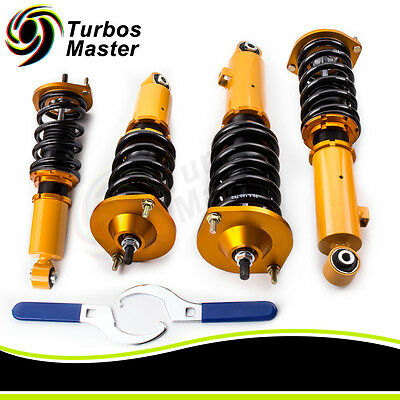Coilovers For Mazda Miata 90-05 Adjustable Height Strut 96-98 NA NB MX5 Shocks